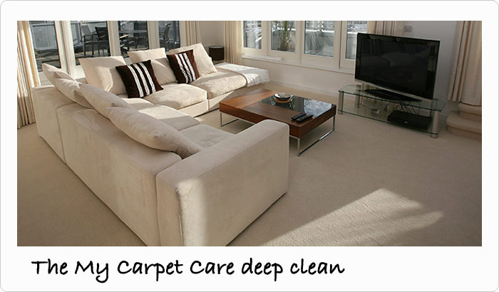 My Carpet Care - carpet cleaners Leeds